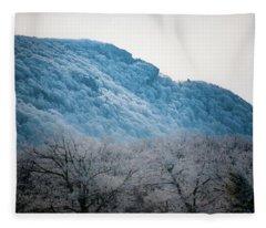 Cresting Wave Fleece Blanket
