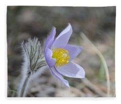 Crocus Fleece Blanket