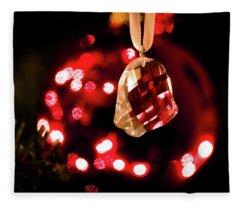 Crystal Bell Fleece Blanket