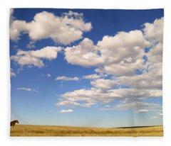 Cumulus Fleece Blanket