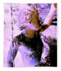 Cupid Fleece Blanket