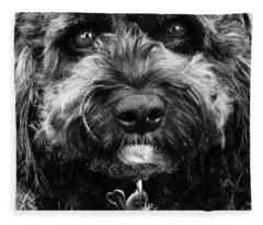 Cutest Dog On The Planet Fleece Blanket