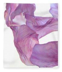 Dance In The Wind Fleece Blanket
