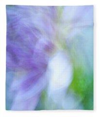 Dancing Angel Fleece Blanket