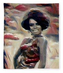 Diana Fleece Blanket
