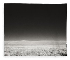 Distance Between Us Fleece Blanket