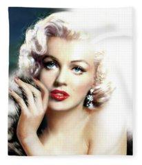 Diva Mm 169 R Fleece Blanket