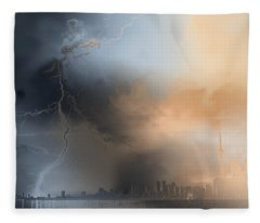 Doomsday Fleece Blanket
