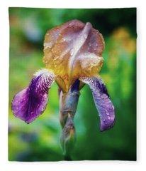 Doris  Fleece Blanket
