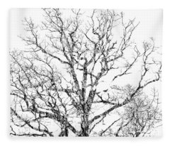 Fleece Blanket featuring the photograph Double Exposure 1 by Steve Stanger
