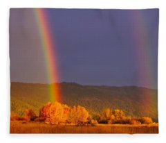 Double Gold Fleece Blanket
