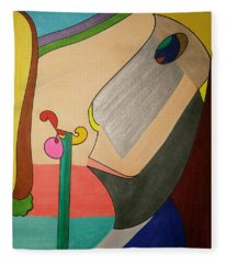 Dream 343 Fleece Blanket