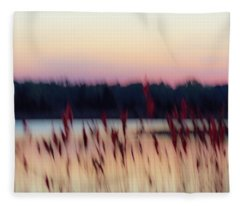 Dreams Of Nature Fleece Blanket