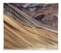 Fleece Blanket featuring the photograph Dwarfed by Whitney Goodey
