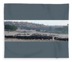 Early Gather Fleece Blanket