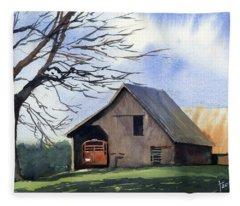 Early Light Fleece Blanket