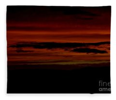 Eastern Sky Fleece Blanket