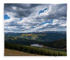 Echo Lake Fleece Blanket