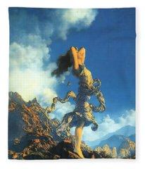 Ecstasy Fleece Blanket