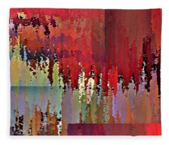 Ecumenopolis Fleece Blanket