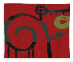 Eggeater Fleece Blanket