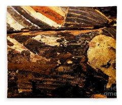 Egyptian Splash Fleece Blanket