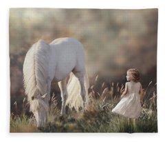 Emily's Dream Fleece Blanket
