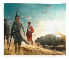 Empire Star Wars Fleece Blanket