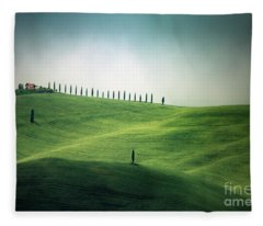 Endless Hills Fleece Blanket
