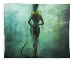 Epicentrum Fleece Blanket