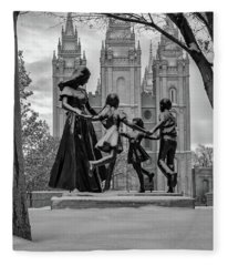 Eternal Family Fleece Blanket