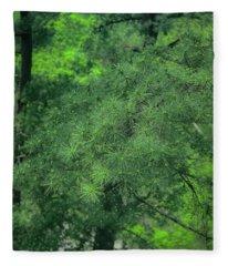 Ever Green Fleece Blanket