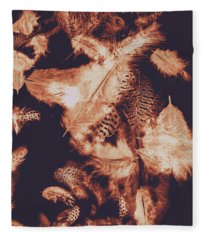 Exotic Dreams Fleece Blanket