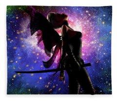 Fairy Drama Fleece Blanket