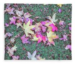 Fallen Beauty #1 Fleece Blanket
