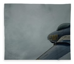 False Flight Fleece Blanket