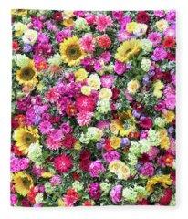Fiona Fleece Blanket