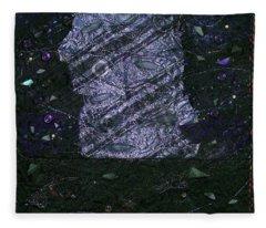 Fireflies Fleece Blanket