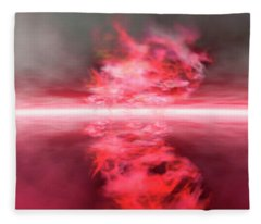Firestorm Fleece Blanket