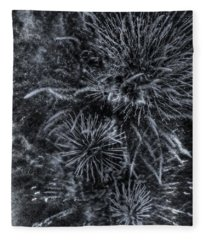 Fireworks In The Cosmos - Creation Fleece Blanket