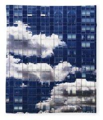 First Avenue Reflections Fleece Blanket