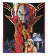 Flash Gordon Fleece Blanket