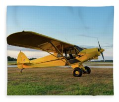 Flight At Dawn Fleece Blanket