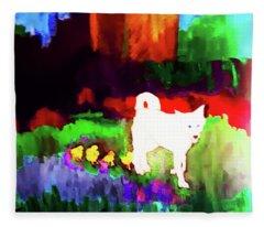 Followers Fleece Blanket