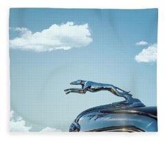 Ford Motor Company Fleece Blankets
