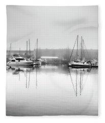 Foss Reflections Fleece Blanket