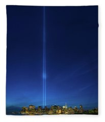 Four Miles Of Light Fleece Blanket