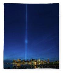 Four Miles Of Light Fleece Blanket