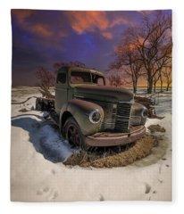 Fragile Fleece Blanket