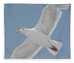 Free Bird Fleece Blanket